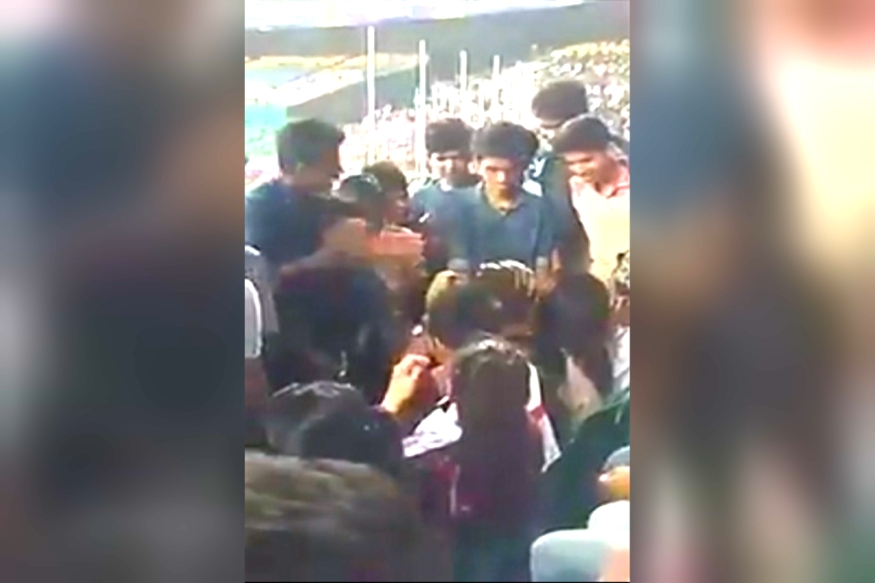 Man Harasses 3 Women From North East at Chennai Football Stadium