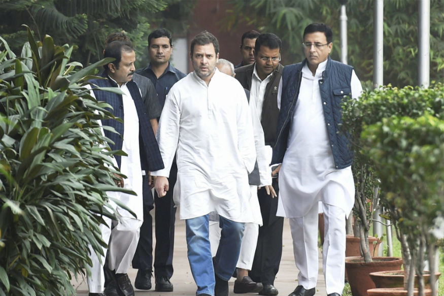 Meet Rahul Gandhi's Backroom Boys Who'll Help Him Run the Show