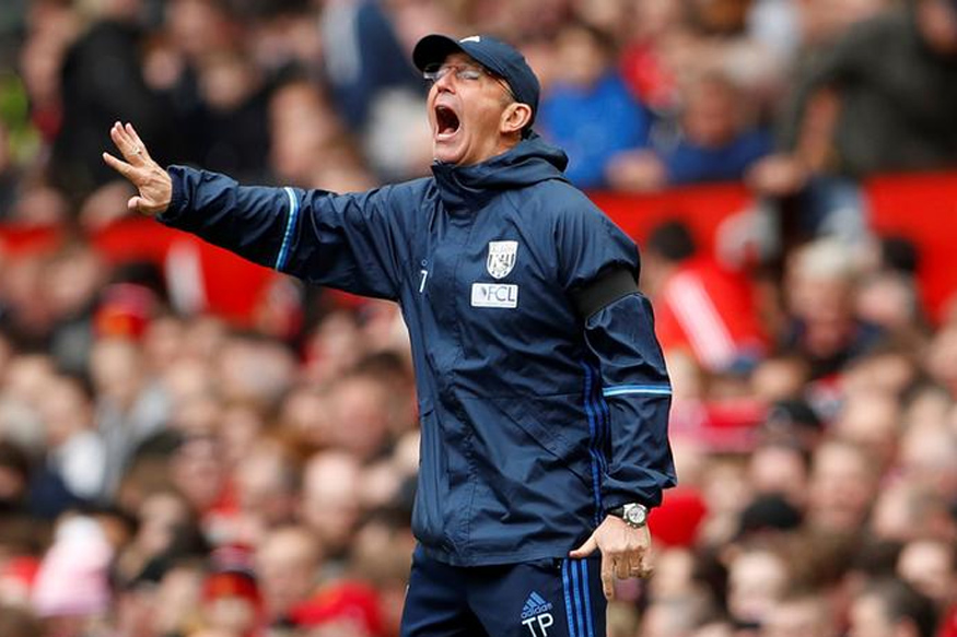 West Brom Sack Manager Tony Pulis After Miserable Show