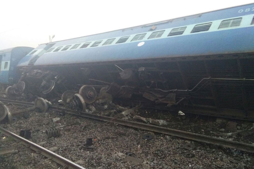 Vasco Da Gama-Patna Express Derails Near UP's Banda; 2 Dead, 8 Injured