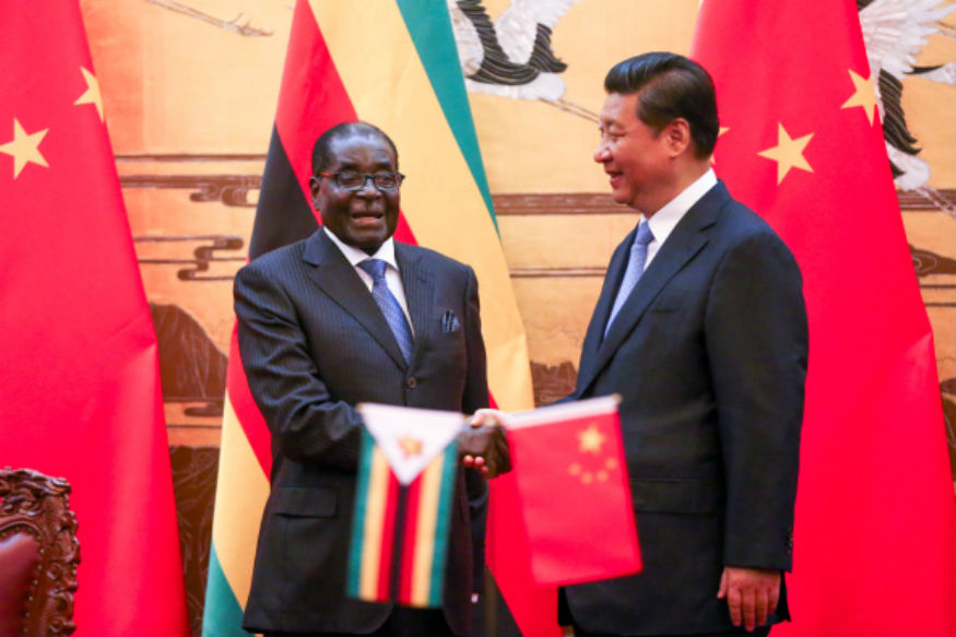 China Link to Zimbabwe Coup? Military Chief's Recent Beijing Trip Under the Scanner