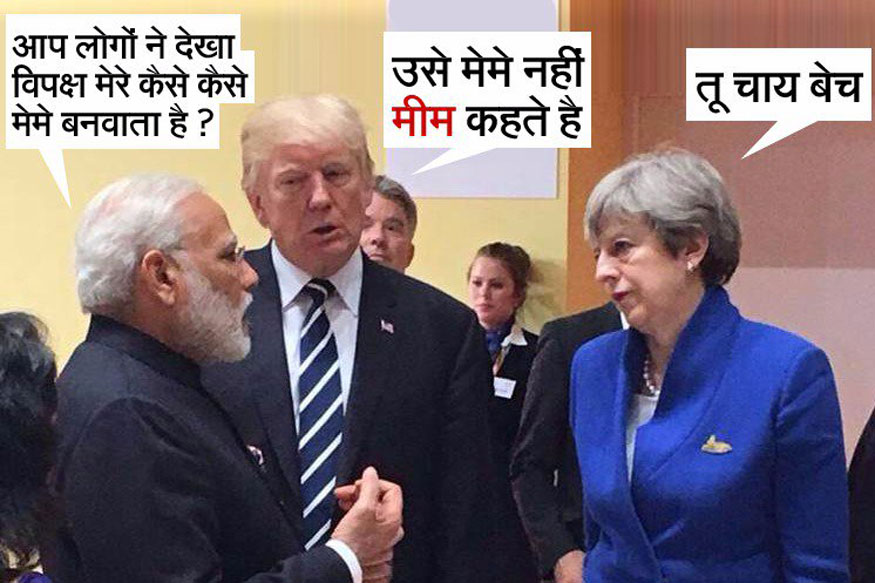 Congress' Yuva Magazine Mocks Prime Minister Modi With Chaiwala Meme, Draws Flak