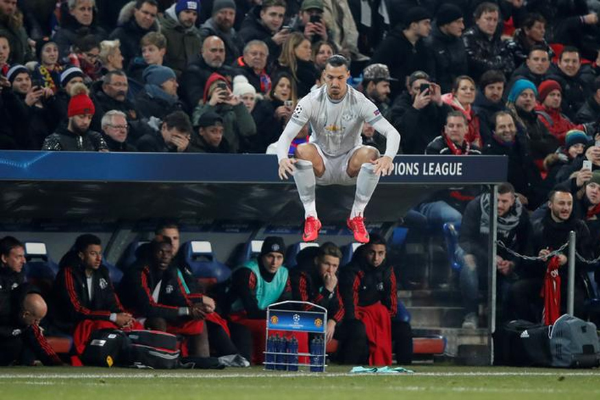 Zlatan Ibrahimovic Pushes for Man Utd Starting Spot Against Brighton
