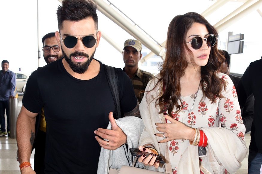 Virat Kohli and Anushka Sharma's Mumbai reception: All you need to know!