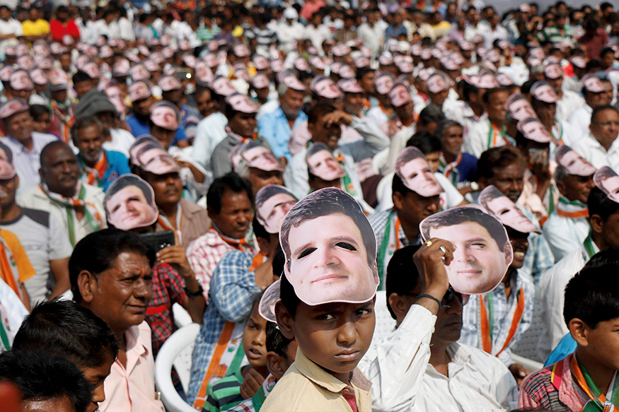 As Curtains Come Down on Bitter Gujarat Poll Campaign, Rahul Upbeat About 'Zabardast' Result