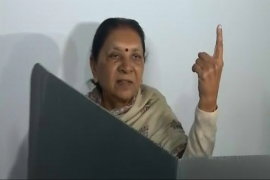 Gujarat Election LIVE: Former CM Anandiben, PM Modi's Mother Cast Their Votes