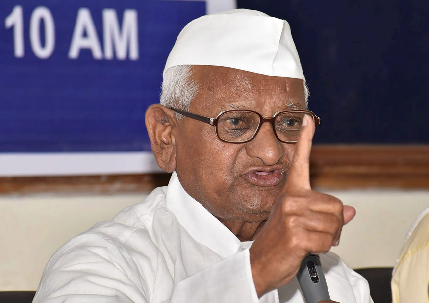 Kejriwal Effect: Anna Hazare Makes Volunteers Sign Affidavits Against Joining
