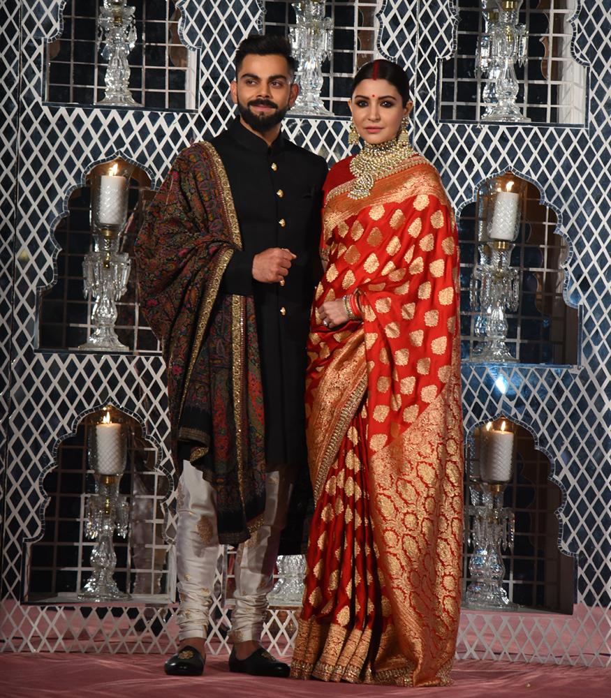 Virat Kohli, Anushka Sharma Mumbai Reception: All You Need To Know