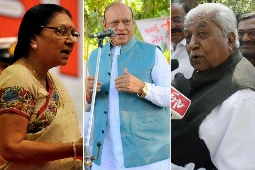 Vaghela, Keshubhai and Anandiben: End of the Road for Old Guard in Gujarat