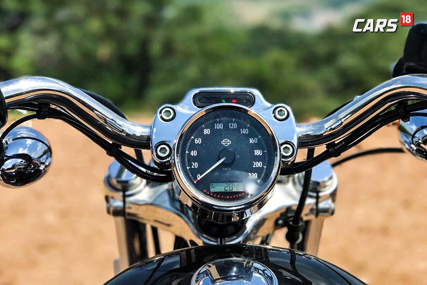 Harley-Davidson-1200-Custom-Instrument-Cluster