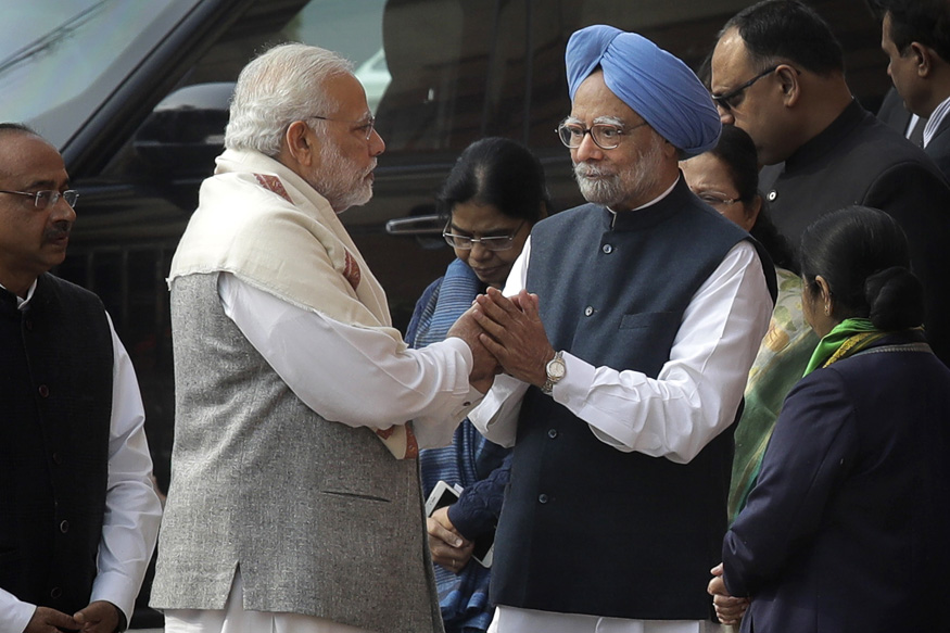 Manmohan Takes on Modi Again, Amit Shah Reminds Him of Sonia's 'Maut Ka Saudagar' Remark
