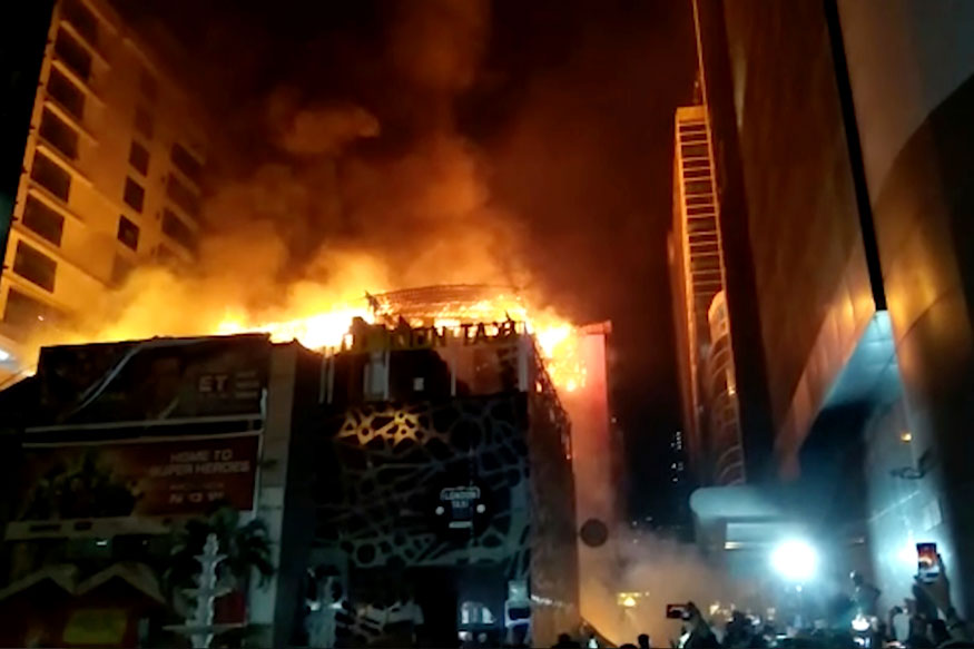 Kamala Mills Fire: Commissioner's Report also Blames Hookah Embers