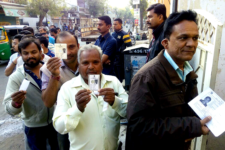 Gujarat Assembly Election 2017 LIVE: Voter Turnout 19% Till 11am