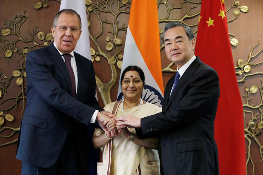 Doklam Standoff Put Severe Pressure on Our Ties, China Tells Sushma Swaraj
