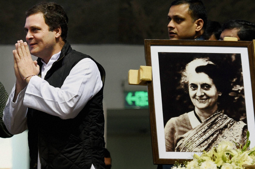 Congress Chose Rahul Gandhi as its Next President 13 Years Ago, Not This Week
