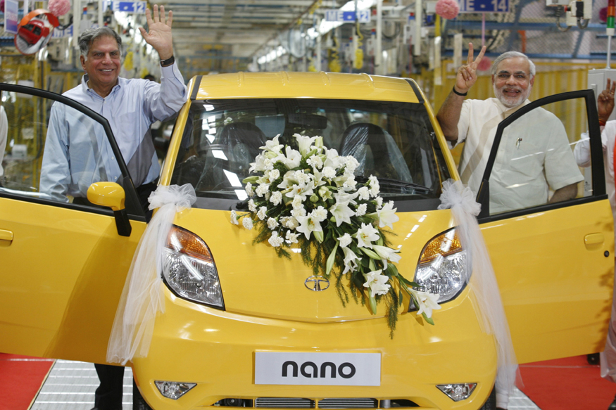 How Tata Nano is Fuelling Anger Against PM Modi's 'Gujarat Model'