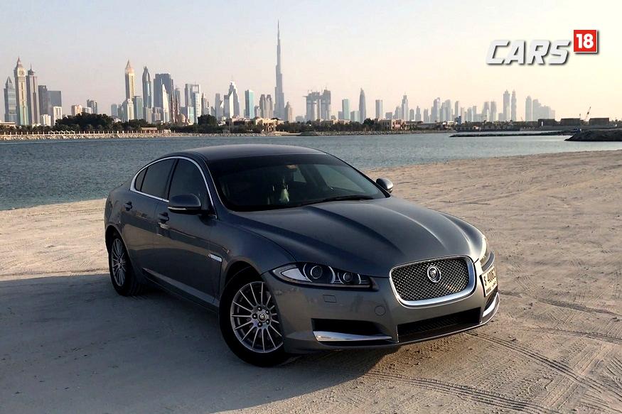 Jaguar XF, Dubai Travelogue