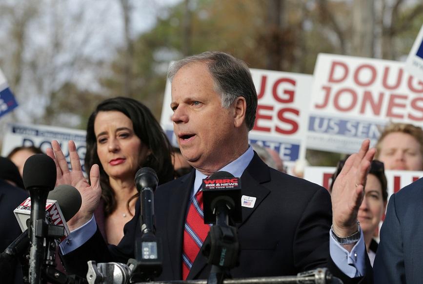 Alabama Democrat Jones Wins US Senate Race in Blow to Trump