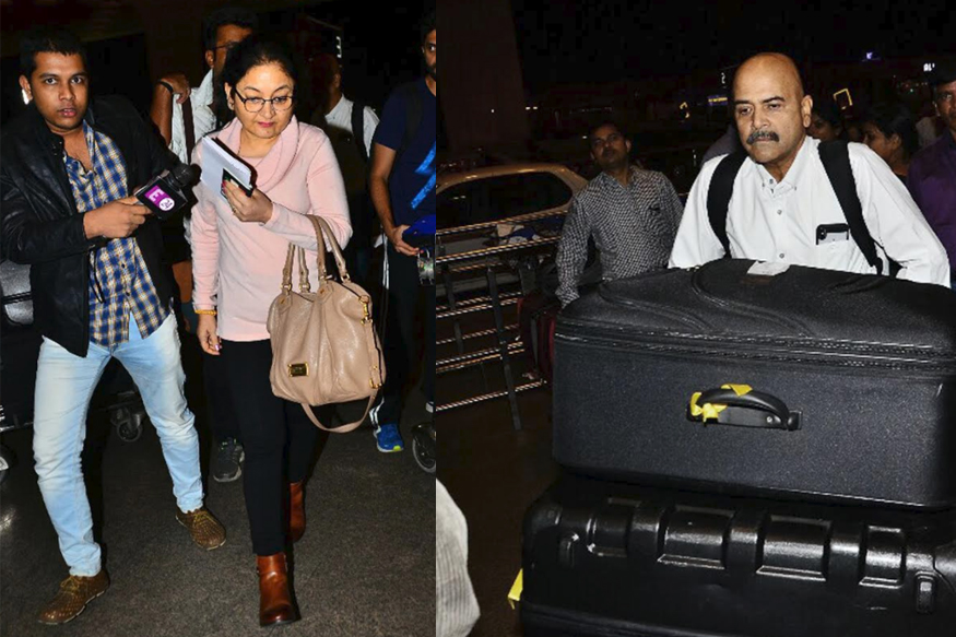 Virat Kohli and Anushka Sharma take off to Switzerland for Italy wedding?