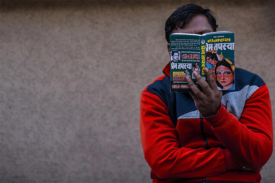 Once Every Man's Travel Companion, Hindi Pulp Fiction on its Last Pages
