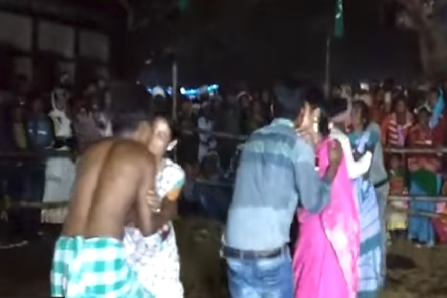 Jharkhand MLA Holds Kissing Contest to Promote Modernity, Sparks Row