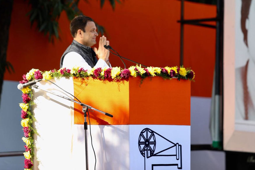 9 Defining Quotes from Rahul Gandhi's First Speech as Congress President