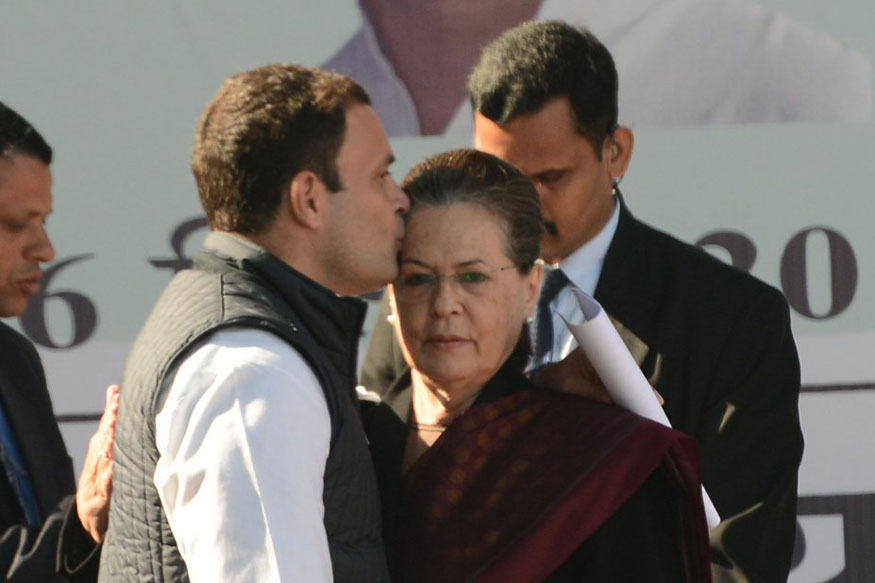 As Congress President, Rahul Gandhi Pits Himself Against PM Modi For 2019 Showdown