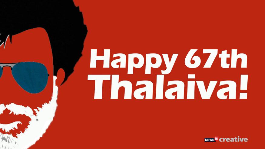 Low-key birthday for superstar Rajinikanth who turns 67