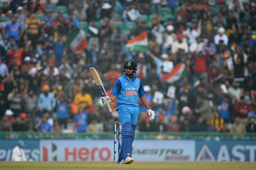 Live Cricket Score, India vs Sri Lanka 2017, 2nd ODI in Mohali: Rohit Sharma's Third ODI Double Century Powers Hosts to 392/4