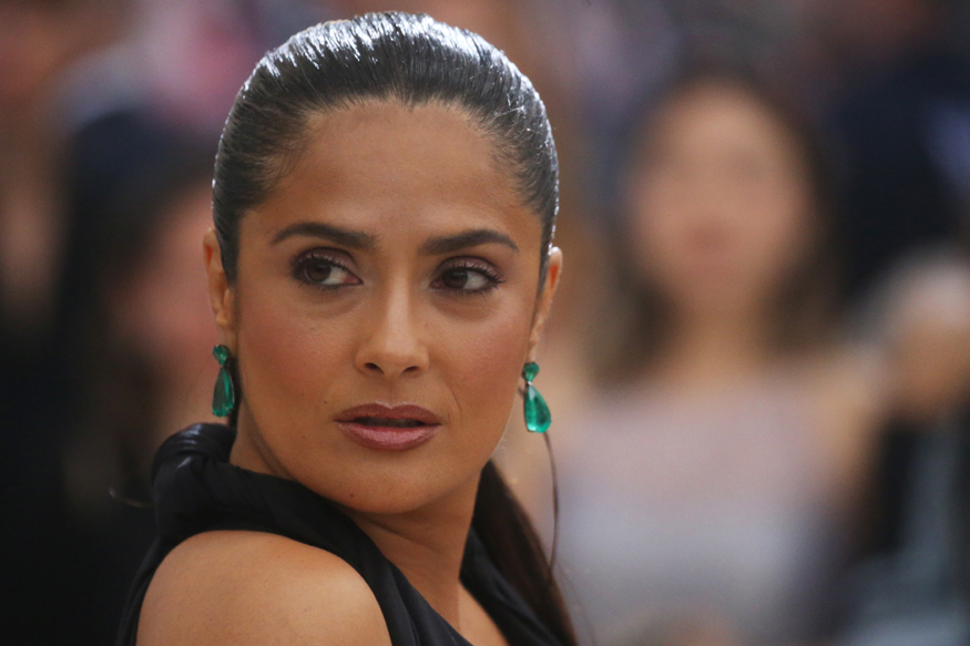 'He Was My Monster': Salma Hayek Alleges Harvey Weinstein Misconduct