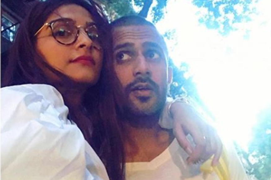 Image result for Sonam Kapoor to tie knot with long-time boyfriend Anand Ahuja in Jodhpur