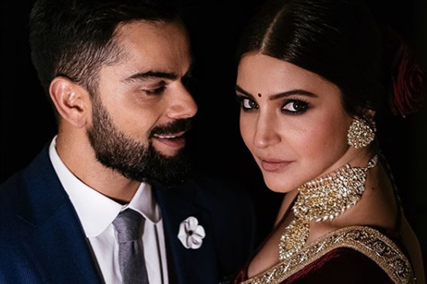 Virat-Anushka Wedding: More Snaps of the Couple from Other Ceremonies