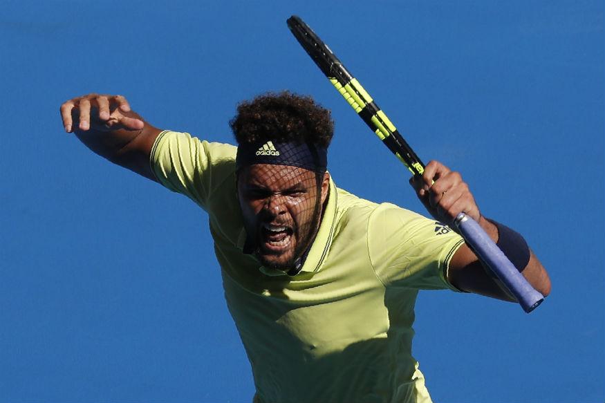 Australian Open: Jo-Wilfried Tsonga Battles His Way Past Denis Shapovalov Classic