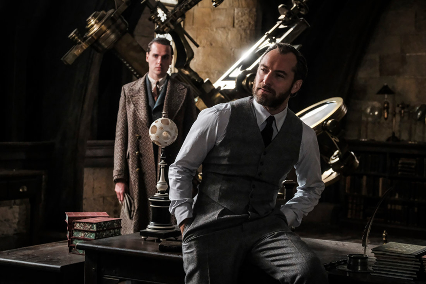 'Fantastic Beasts' Director Reveals How To Say 'Muggle' In French