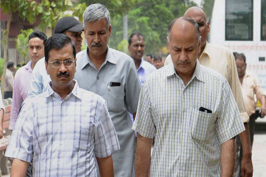 AAP Calls Disqualification of MLAs 'Unconstitutional', Appeals to President to Hear Case