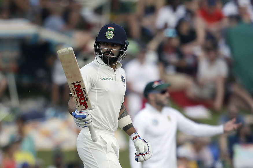 Kohli Holds Fort As Disciplined Bowlers Bring Proteas Back in