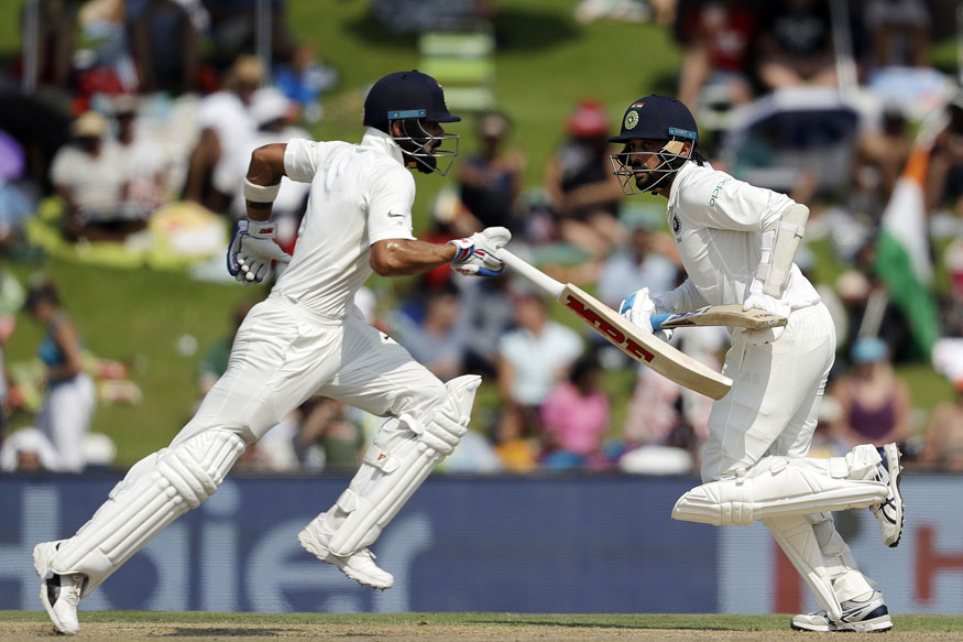 Virat Kohli Leads by Example on 'Un-Centurion Like Wicket, But Job is Half
