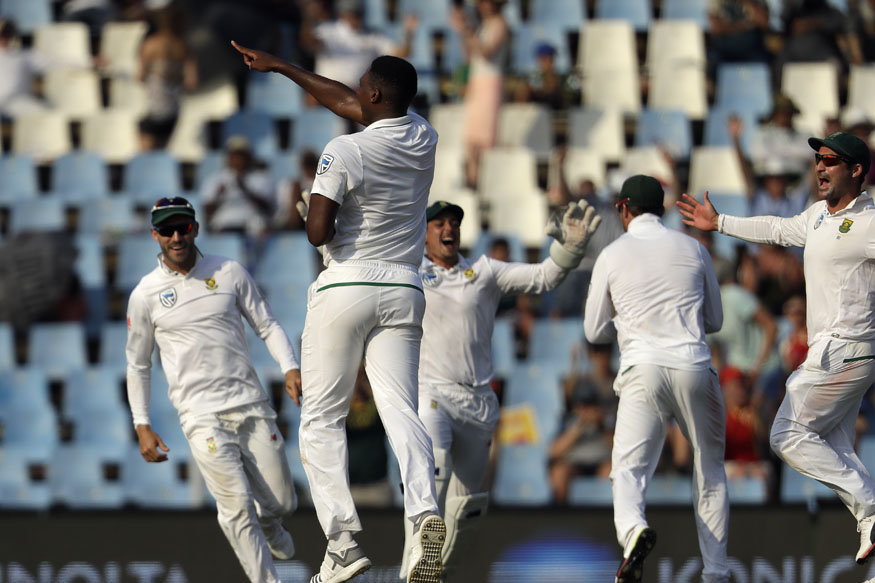Live Cricket Score, India vs South Africa 2018, Second Test, Day 5 at SuperSport Park, Centurion: Ashwin Departs; Visitors Seven Down