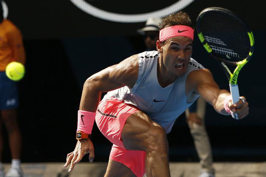 Melbourne Musings | Pink is New Macho as Tennis Stars Take to 'Girly' Colour in Australian Open