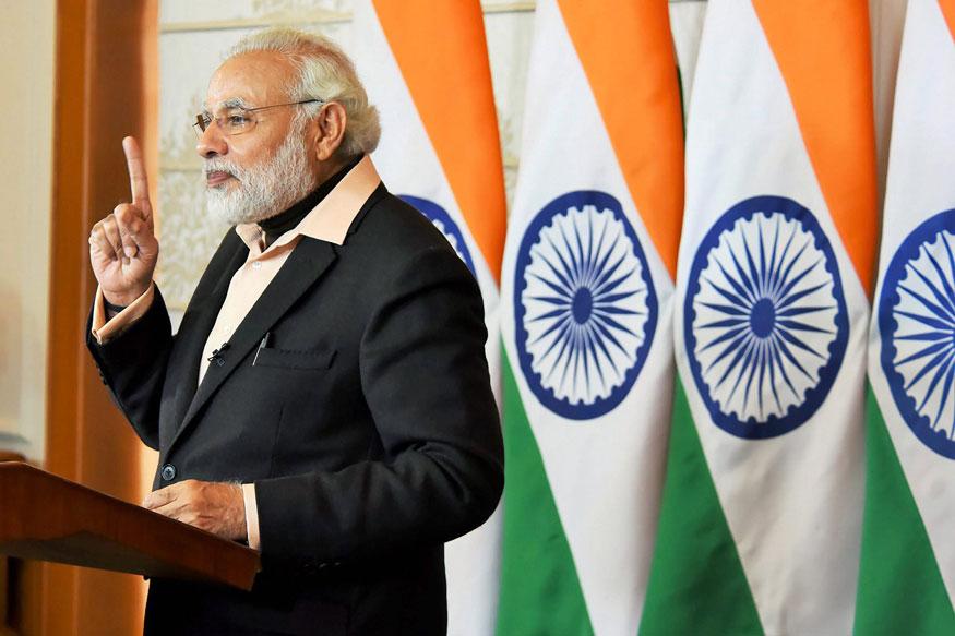 Prime Minister Narendra Modi to Encapsulate Making of New, Innovative India in
