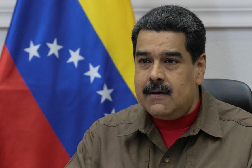 Maduro Says Venezuela Will Issue $5.9 Billion in Oil-backed