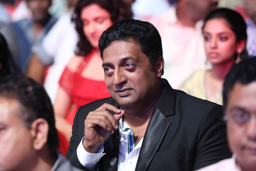 BJP Yuva Morcha 'Cleanses' Stage With Cow Urine in Karnataka Town After Prakash Raj's Event