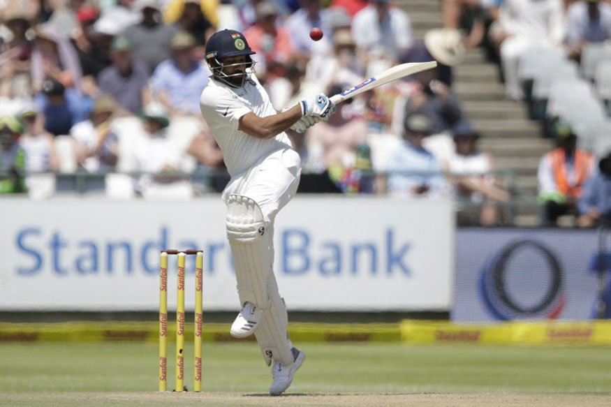 Live Cricket Score, India vs South Africa 2018, Second Test, Day 5 at SuperSport Park, Centurion: Rohit, Shami Delaying the Inevitable