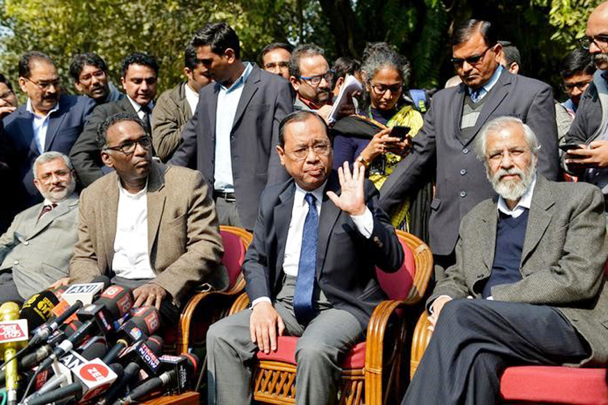Four Judges to Meet CJI 2nd Time in 3 Days, Discuss New Allocation System