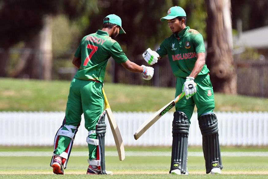 ICC U19 WC: Bangladesh Defend 264 With Ease Against