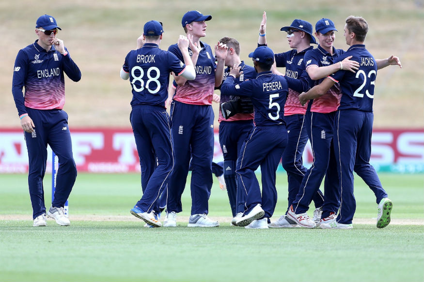 ICC U19 WC: England Power To Easy Win Over