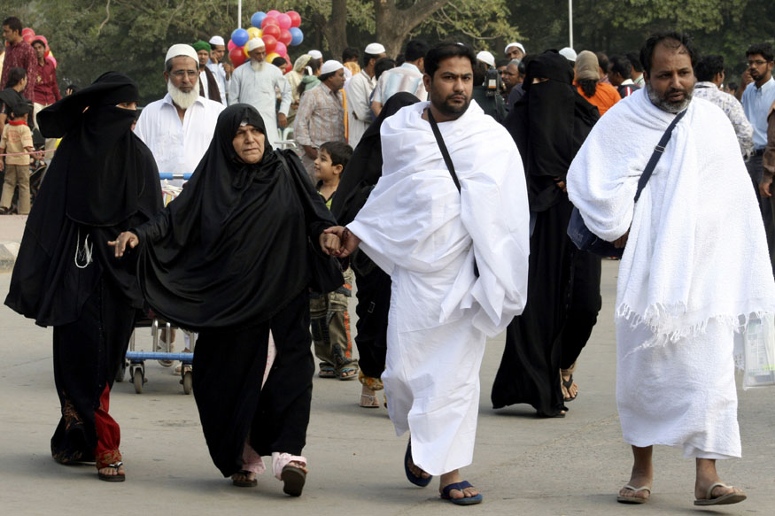 Centre Ends Haj Subsidy, Says Will Use Funds for Education of Minorities