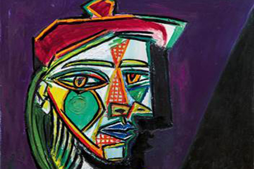 Portrait of Picasso's 'Golden Muse' to be Auctioned For the First Time