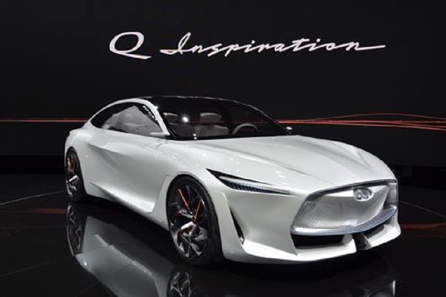 Infiniti to Introduce New Vehicles With Electrified Powertrains from 2021