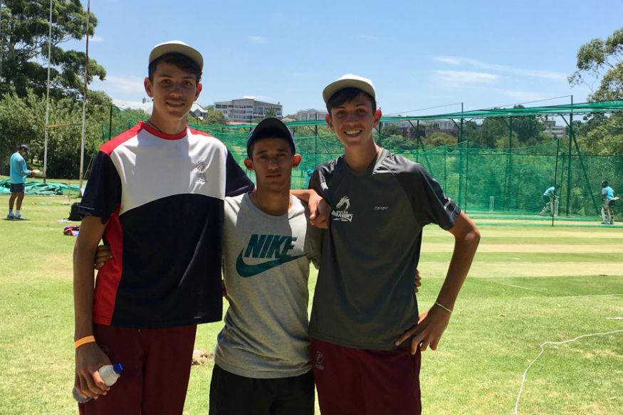 From Impressing Dravid to Bowling at Kohli, Jansen Twins Living a Dream